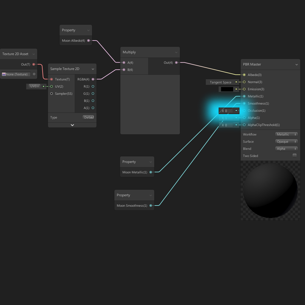 Light Weight Render Pipeline and the Shader Graph Editor – in 2018 2